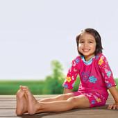 Детский костюм для купания уф-защита SPF 60 от tchibo р. 74/80. Большемер
