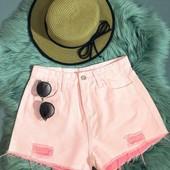 Женские летние джинсовые шорты,р.Л,очень классные!