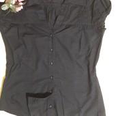 Черная рубашка Pineapple