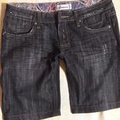 Стильные джинсовые шорты Fracomina
