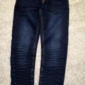 Собираем лоты!! Фирменные, стильные джинсы на мальчика, размер 8-9лет 128-135см(новые,сток, без бирк