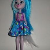Кукла Волчонок Уинсли, 15 см.Mattel