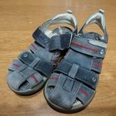 Фирменные сандалии ECCO в отличном состоянии