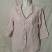 Рубашка от H&M✓Натур.Лен✓Качество бесподобное✓как новая✓много лотов✓