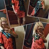 Яркие красивые платья, разные расцветки, р.42
