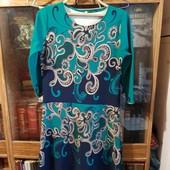 женское платье 46-48