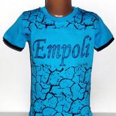 Очень красивые футболки с 3 Д эффектом. Турция. 100 % хлопок. Размеры и замеры в лоте.