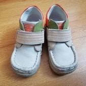 Ортопедические кожанные ботиночки