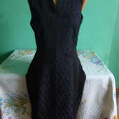 Прикольное платье футляр,состояние как новое!Смотрите замеры!