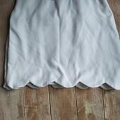 Юбка белая размер С