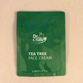 Крем для лица с маслом чайного дерева Farmasi 3 саше -15 мл бесплатная доставка от 900 грн