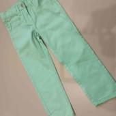 Lupilu яркие джинсы девочке 98-104 см