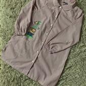 Платье рубашка Lupilu 122/128