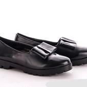 Шикарні туфлі лофери красивые и удобные