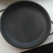 ❤️Крышка-сковородка чугунная❤️
