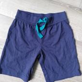 Хлопковые шорты на мальчика Lupilu! Германия! 110-116р. 4-6лет