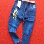 Крутезні джинси для хлопчика 3-5 рочків. Наш проліт((