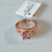 16,5р✓Невероятно красивое кольцо с шикарным камнем✓Реальные фото✓много лотов-собирайте