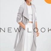 Классный, стильный Тренч-накидка New look. P. 6/xs