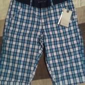Новые шорты для мальчика 10-12 лет