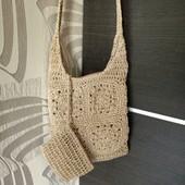 Тренд этого лета - плетённые сумочки. Новая сумочка с мини- кошельком р. 15,5 на 19,5, длина 69см.