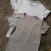 Лот с 2 котоновых футболок Pepperts 122/128