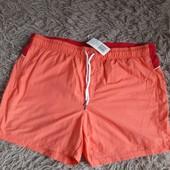 ❦шикарные мужские пляжные шорты Watsons ХХL /58,пот 48+❦