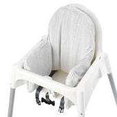 ❤️Ikea❤️Антилоп поддерживающая надувная подушка в чехле для ребенка в стульчик для кормления