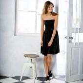 Чёрное платье – бандо Esmara, размер L.