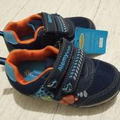 Новые красивые кроссовки ТМ Alemy Kids р. 24 (15см) на мальчика