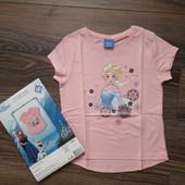 Disney 110/116 футболка, лот одна на вибір