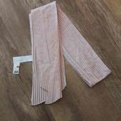 Плиссированный шарф/ H&M/ Англия