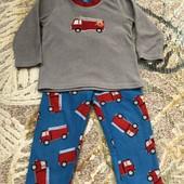 Две пижаму флис 3Т Rebel, Primark, Carter's