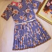 А тепло ще буде Ну дуже гарні вишукані плаття оригінального фасону з стильним принтом Якість краса