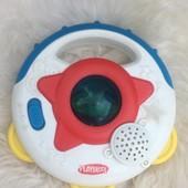 Оригинальная музыкальная игрушка фирмы Playskool. Звук и свет!!!!