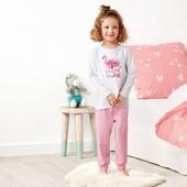 Пижамка на дівчинку, бренд lupilu Германія, розмір 86/92