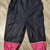 Полукомбез дождевик штаны непромокаемые