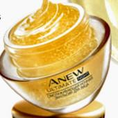 Омолоджуюча нічна емульсія для обличчя Anew Ultimate Avon 50 ml