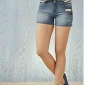 Стильные, классные джинсовые шорты Esmara Германия размер евро 40