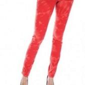 Новые фирменные джинсы, Only. р. 36 ,коралловые