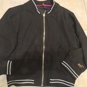 Лёгкая куртка- пиджак р140+