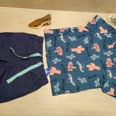 Германия!!! Симпатичный лот из коттоновой футболки 86/92 и бермуд 86!