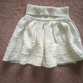 Фирменная юбка в новом состоянии