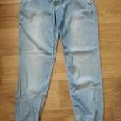 Модные джинсы в идеале.Размер 30,есть замеры.
