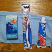 Наборчик засобів гігієни, зубна щітка бомба✔️