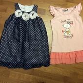 2 платья на 3—4 года