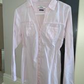 Рубашка женская-S удлинённая