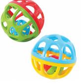 Развивающая игрушка - Мяч-погремушка 10см. PlayGo Бельгия!!!!