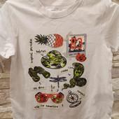 Lupilu футболка на 122-128 см