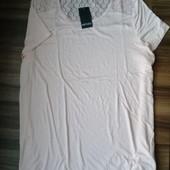 Нежная футболка от esmara р.S 95% вискоза (цвет фото 2-3)